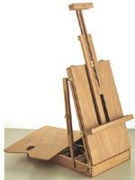 Mabef table top easel from Starvin' Artist.